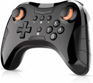売れる商品⑩:Switch コントローラー DinoFire Bluetooth 接続 プロコン